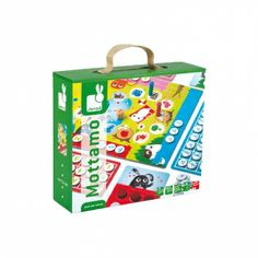 Janod Mottamo race for words board game