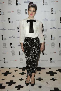 Kelly Osbourne - Kelly Osbourne Promotes 'Fashion Police'