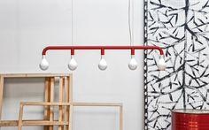 Design suspension lamp Pom Pom - Calligaris CS/8024-S