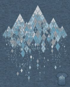 mountain t-shirt graphic