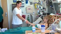 """Christian received a kidney transplant from a complete stranger. Frankie simply called the hospital one day and said he wanted to donate his kidney. His only stipulation was that it went to a child. there's more to Frankie's story: four years ago he lost a close friend to kidney failure. """"I tried everything I could do to save him,"""" Frankie said, choking back tears. """"It was too late for Henry, so that's what gave me the idea."""" It's an idea that has forever changed Christian's life."""