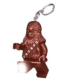 Lego Star Wars Chewbacca Key Chain Light
