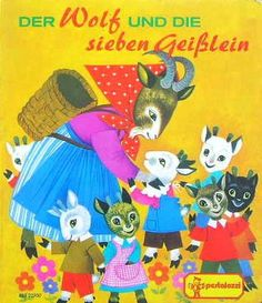 Felicitas Kuhn - The wolf and the 7 little goats