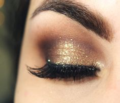 #makeup #partymakeup #glitermakeup