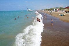 Lara beach Turkije