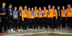 Dutch team in Sotsji - 24 Medals