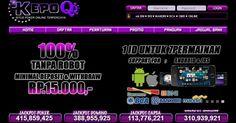 KepoQQ» Situs BandarQ Domino99 AduQ Poker Online Terbaru Terpercaya. KepoQQ - Merupakan agen resmi poker online terbaru & terpercaya Silakan coba bermain di situs poker KepoQQ, untuk membuktikan kepoqq merupakan situs poker mudah menang, situs domino99 terpercaya, atau pun situs bandarq terpercaya...