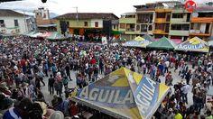 Carnaval de negros y blancos en el Municipio de San Jose De Albán Nariño