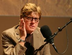 Robert Redford. In addition to his work as an actor, director and producer, Robert Redford has been a noted environmentalist and activist since the early 1970s and has served for some 30 years as a Trustee of the Board the Natural Resources Defense Council. http://www.foreverwildfilm.com/robertredford.html