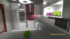 Interiores e Companhia: #cozinha #projetosdecozinha #armários #armários de cozinha renovação de cozinha