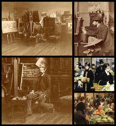 victor gabriel gilbert 1847 - 1933