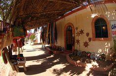 Main Street, San Pancho, Nayarit, Mexico
