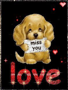 Love щенок