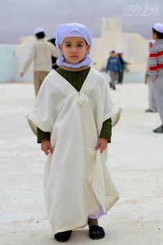 A young boy from Wadi Mezab - Algeria