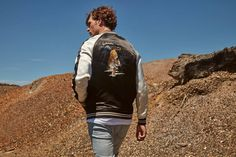 Our latest blog lets you in on the history of the much loved much coveted SOUVENIR jacket. A vintage inspired piece to add flare to any wardrobe the souvenir jacket is a must have this year. Read more over at http://ift.tt/2nxaNBY