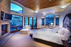 Absolutely love this bedroom
