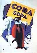 Armando Testa Soda Cora 1950