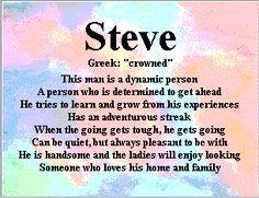 """Steve~ """"crowned"""""""