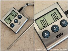 """Digital Thermometer"""