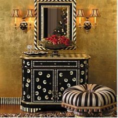 mackenzie childs furniture | MacKenzie-Childs Wall Sconces Home Portfolio Family Room Ideas! Buy ...
