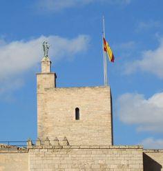 Torreón al Palau de la Almudaina.