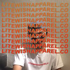 Follow our instagram : litewishapparel.co // for good daily supply // worldwide industries ⚡️⚡️