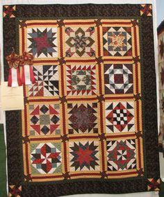 1405  -Heartland Heritage Sampler