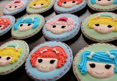 Lalaloopsy cookies mintlemonade
