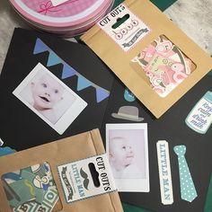 Gestalte mit uns ein süßes Babyalbum! Wir haben dafür auch verschiedene, ganz tolle instax Aufkleber! Workshop, Polaroid Film, Scrapbook, Decals, Amazing, Kids, Atelier, Scrapbooks, Scrapbooking