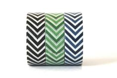 A roll of V chevron pattern washi   made in china  15mmx10m    ***this is not a toy - not intended for children 12 and under **** $2.00