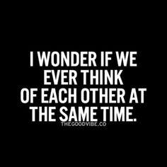 I really wonder