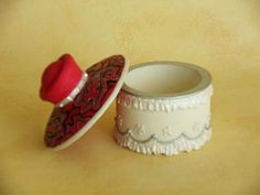 Keepsake Box - Hat 	  Get it now for $6.00