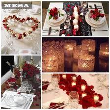 decoração jantar romantica - Pesquisa Google