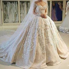 Shape of dress