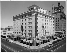 Historic Hotel San Carlos. It's grand opening was on March 20 1928. At the time it was the most modern hotel in the entire southwest.