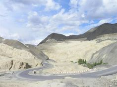 Riding on these roads in Ladakh can surely enthrall all adventure lovers.  #adventuretravel #travelIndia #Ladakh‬