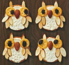 Owls - these are cute!