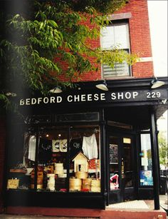 Bedford Cheese Shop, 67 Irving Pl, New York, NY 10003, b/t 19th St & 18th St in Gramercy, Flatiron (cheese) $$$ - 3 1/2 stars