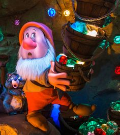 Click to Learn Why You'll Love Seven Dwarfs Mine Train!