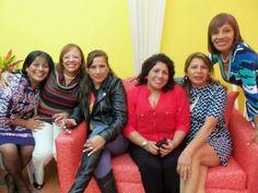 La esposa de Mario Mendez.  July 19, 2014.