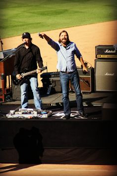 Mac Powell & Mark Lee of Third Day