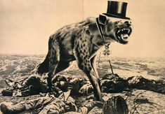 Krieg und Leichen - Die letzte Hoffnung der Reichen (War and Corpses - The Last Hope of the Rich) (1932) John Heartfield Photogravure on newsprint