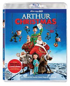 Arthur Christmas: Es hora de la jubilación de Santa Claus. Es entonces cuando confía el reparto de regalos a su hijo: Steven. Es un chico joven, responsable y preparado para el relevo. Sin embargo, ocurre un problema y muchos niños se quedarán sin regalo… ¿Qué pasará?
