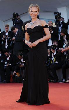 #ScarlettJohansson at the 70th Venice International Film Festival