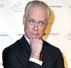 Tim Gunn, TV personality (Project Runway) and fashion consultant Good People, Pretty People, Tim Gunn, Project Runway, Make It Work, Hello Beautiful, Party Guests, New Friends, Affair