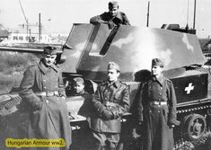 Defence Force, Luftwaffe, Wwii, Army, History, Soldiers, Tanks, Military Photos, Hungary