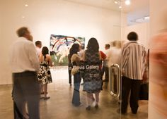The Barbara Davis Gallery introduces local, national and international audiences to new ideas from emerging and acclaimed artists.