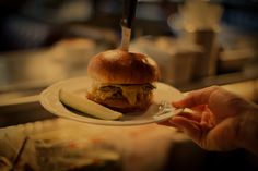 Au Cheval | Chicago. The burger is supposed to be really good.