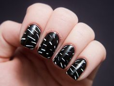 optical illusion nails