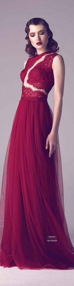 Fadwa Baalbaki Couture Spring-summer 2015 jαɢlαdy